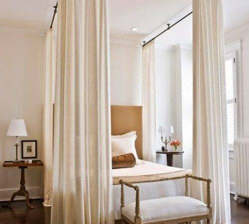 Make Your Own Bed Canopy Home Decorating Ideas