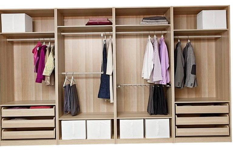 Make Your Own Closet Organizer Build Melamine