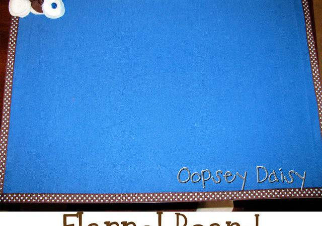 Make Your Own Flannel Board Oopsey Daisy