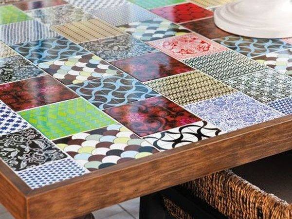 Make Your Own Tile Table