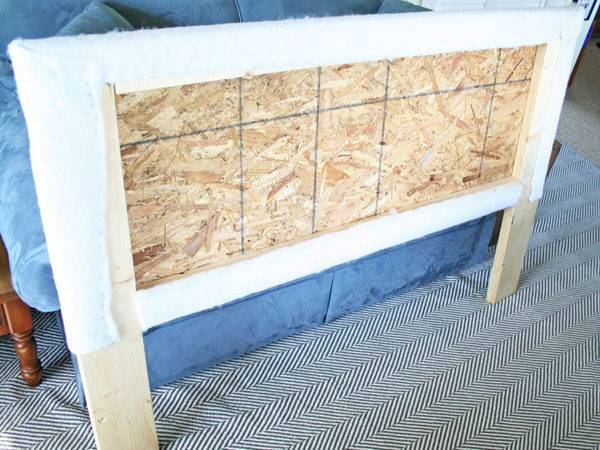 Make Your Own Upholstered Headboard Rhapsody Rooms