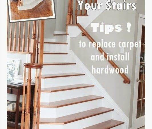 Makeover Your Stairs Find Good Pro Tips