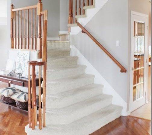 Makeover Your Stairs Tips Replace Carpet