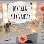 Makeup Vanity Ikea Alex Vidalondon