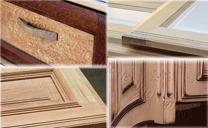 Making Cabinets Parts Custom Doors Plywood