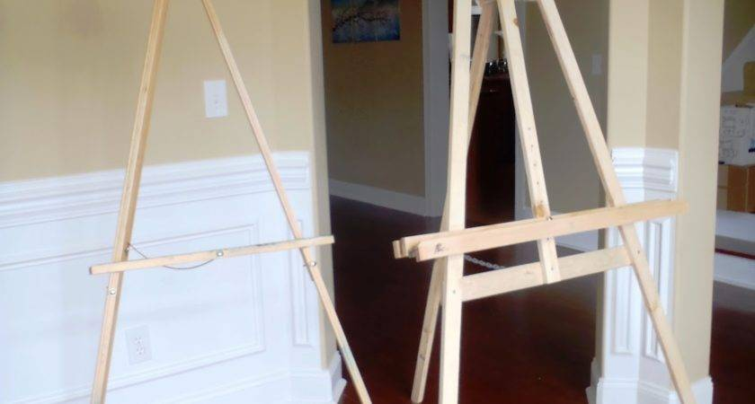 Making Your Own Easel Pdf Woodworking