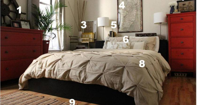Master Bedroom Reveal Pottery Barn Inspired Once