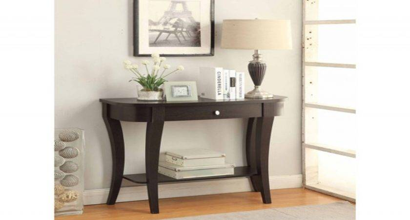 Matching End Tables Consoles Small