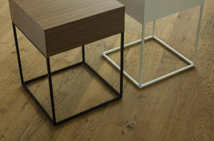 Mdf Modern Side Table Living Room Furniture Bona