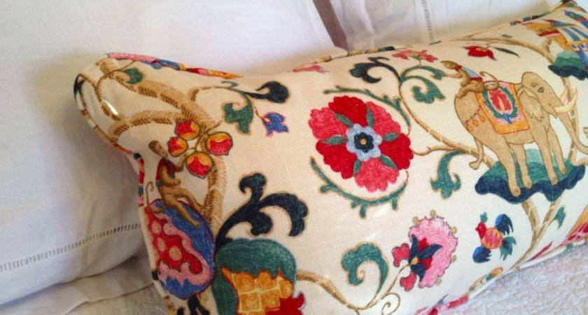 Mel Liza Sewing Quick Pillow Covers