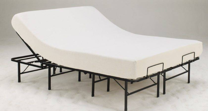 Metal Adjustable Height Bed Frame Terrific