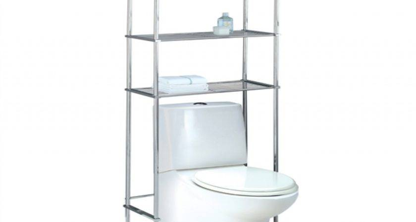 Metal Bathroom Shelves Tier Bath