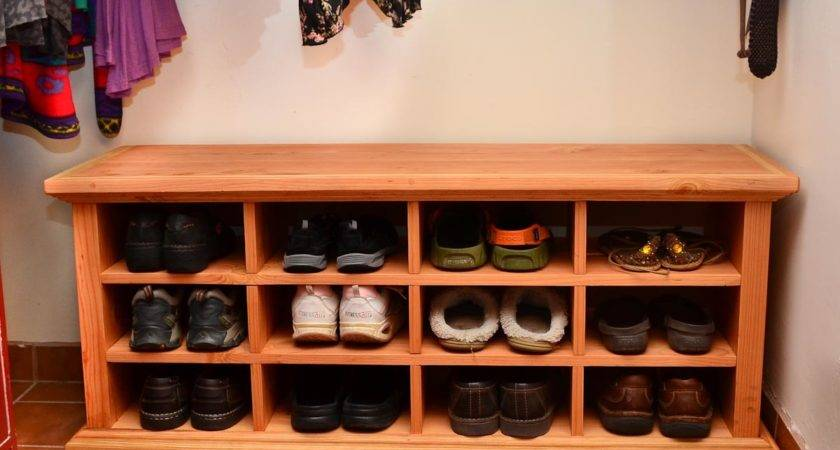 Mia Shoe Cubbies Foreverredwood