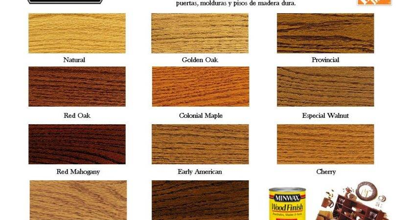 Minwax Polyshades Color Chart Home Design Idea