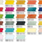 Minwax Polyshades Color Chart Pin Pinterest