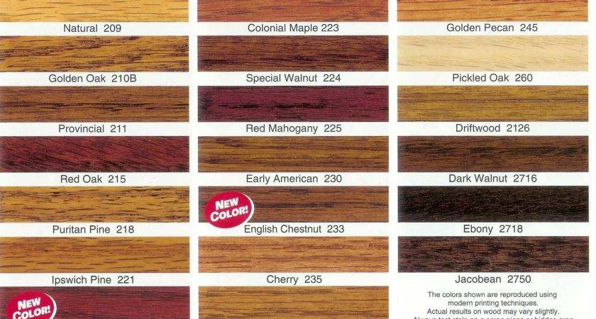 Minwax Stain Colors Pine Hardwoods Design Extremely