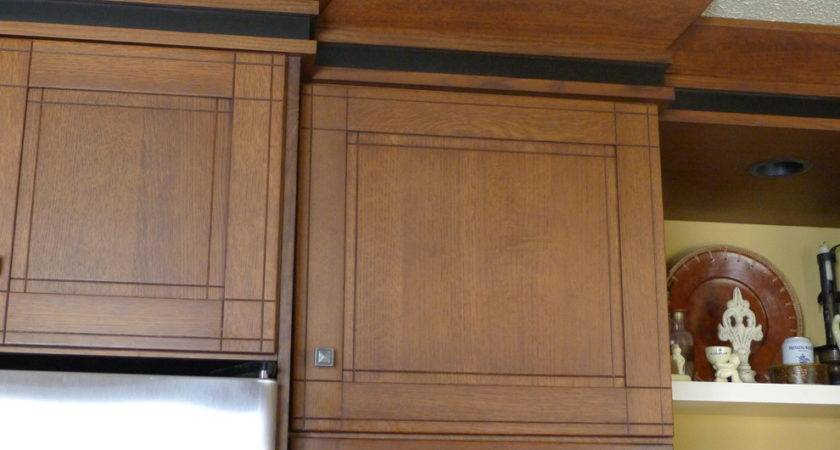 Mission Style Cabinet Doors Kitchen Craftsman Arts