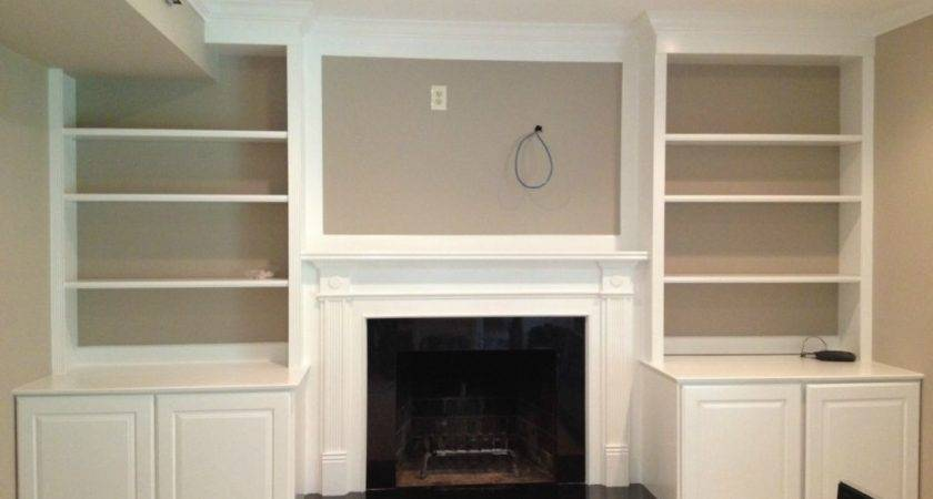 Mki Custom Trimwork Painting Fireplace Mantels