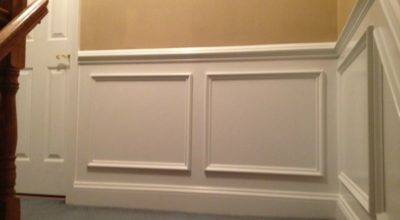 Mki Custom Trimwork Painting Wainscoting