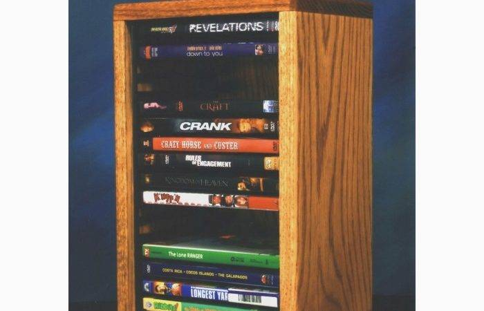 Model Dvd Storage Rack