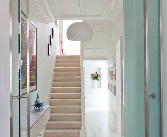 Modern Hallway Home Interior Design