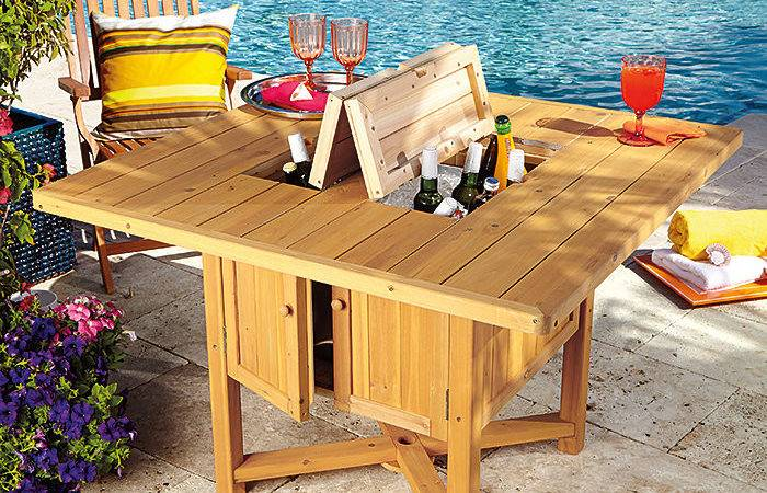 Modern Outdoor Accessories Perfect Summer Experience