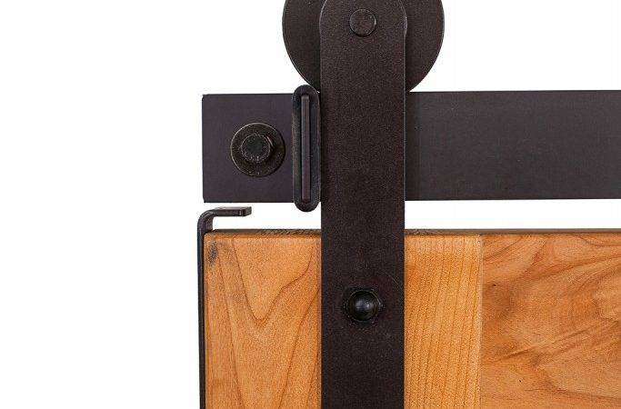 Modern Reflex Barn Door Hardware