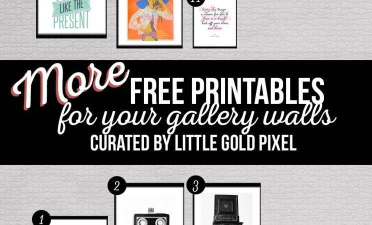More Prints Your Walls Little Gold