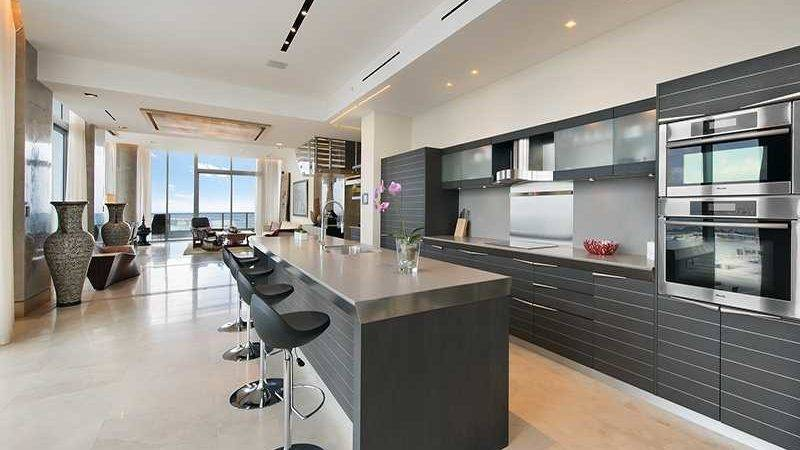 Most Hilarious One Wall Kitchen Design Ideas