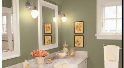 Most Popular Paint Colors Bathrooms Home Design
