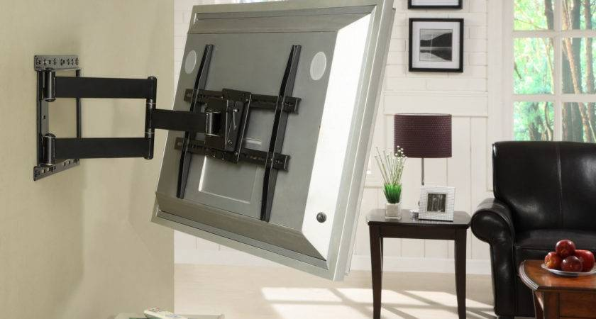 Motion Flat Screen Mount Audio Video