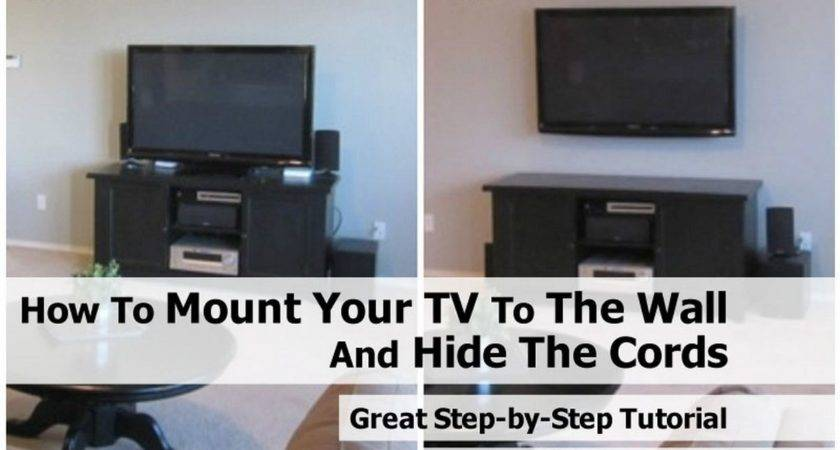 Mount Your Wall Hide Cords