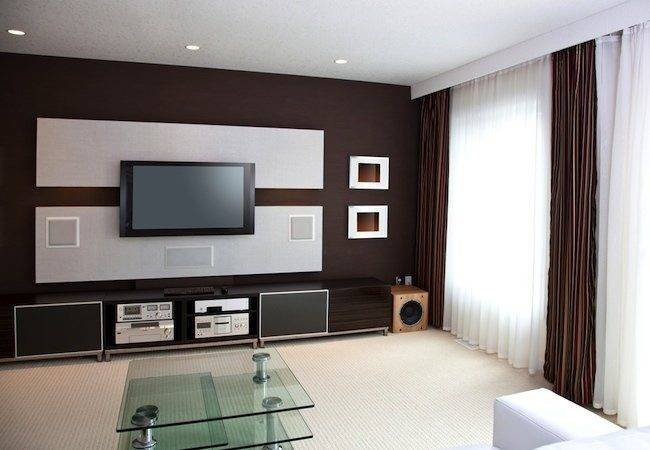 Mounting Flat Screen Bob Vila