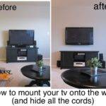 Mounting Your Wall Hiding All Cords