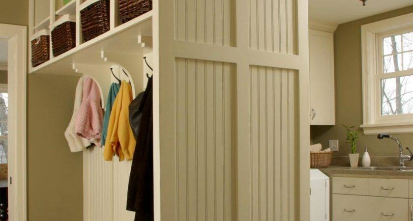 Mudroom Lockers Cubbies Hgtv