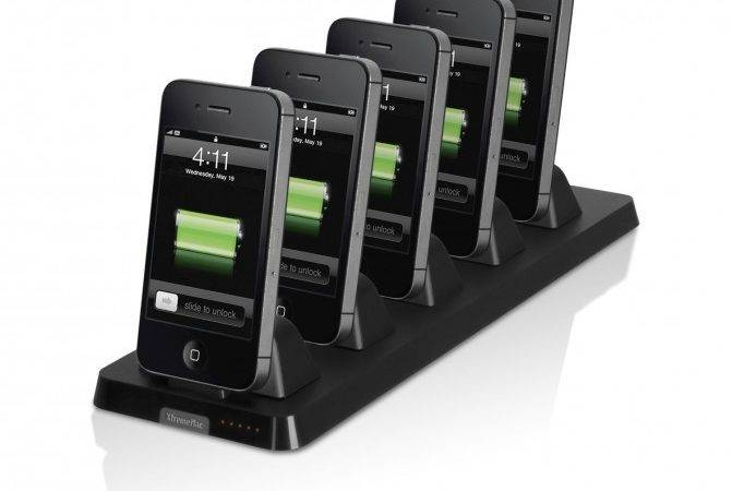 Multi Device Charging Station Simple Xtrememac Pin