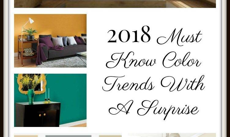 Must Know Paint Color Trends One Surprise Blu