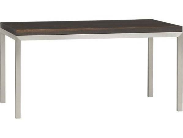 Myrtle Top Stainless Steel Base Parsons Dining