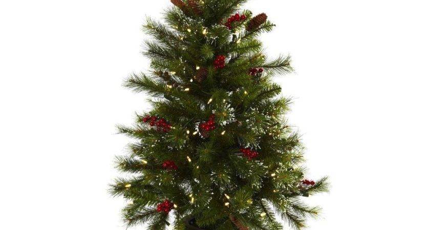 Nearly Natural Artificial Christmas Tree