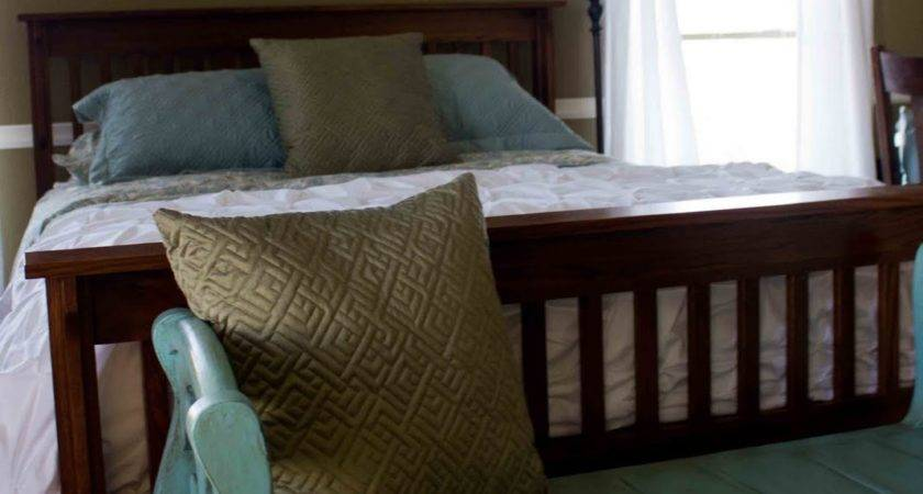 New Entryway End Bed Bench