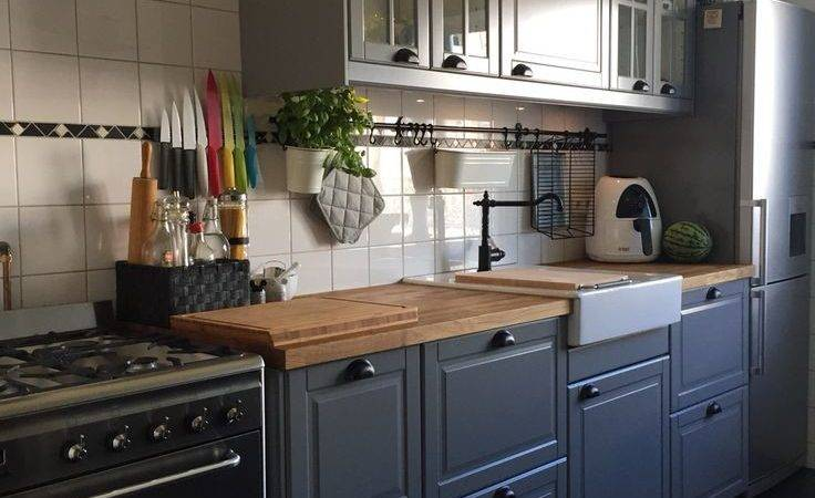 New Kitchen Ikea Bodbyn Grey Inspiration