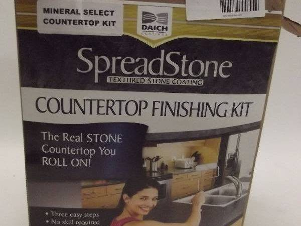 New Spreadstone Countertop Finishing Kit Tall