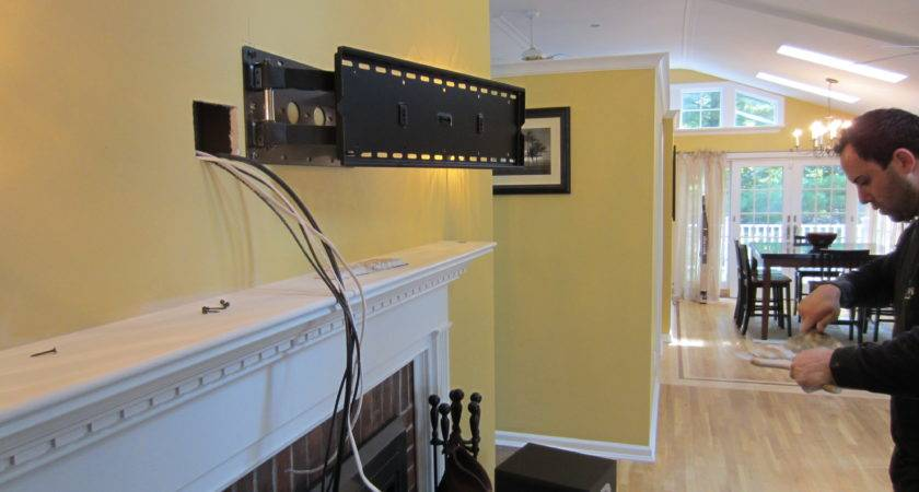 The 21 Best How To Mount Tv Without Wires Gabe Amp Jenny Homes
