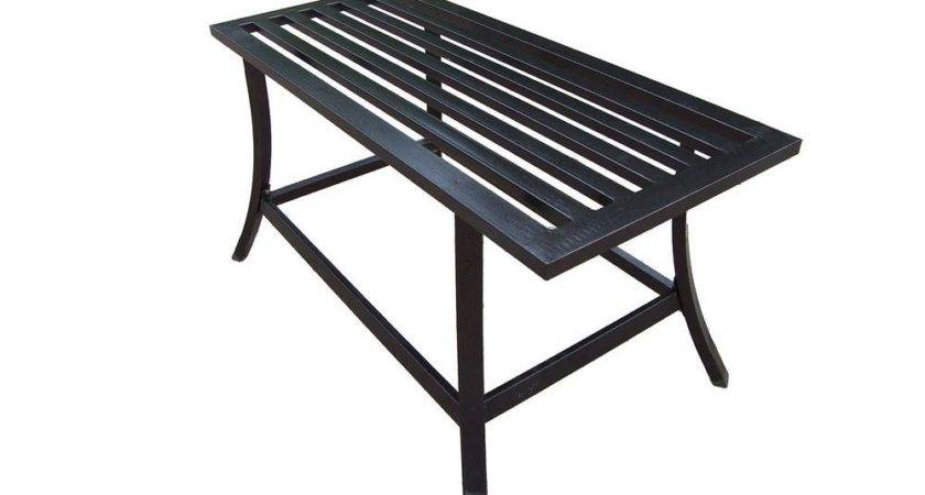Oakland Living Rochester Patio Coffee Table