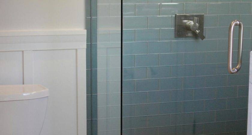 Ocean Glass Subway Tile Outlet