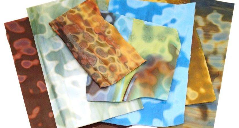 Oceana Scrap Stained Glass Supplies