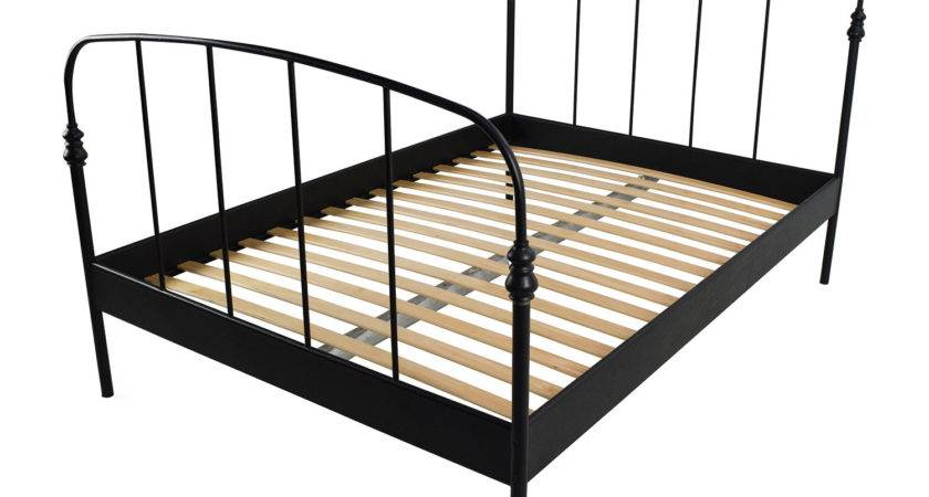 Off Ikea Svelvik Black Bed Frame Beds