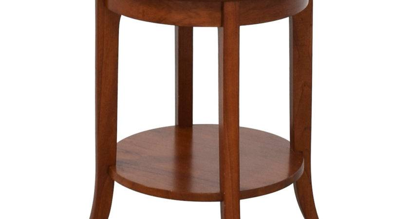 Off Pottery Barn Chloe Side Table Tables