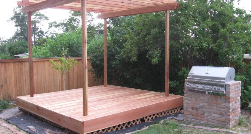 Ogden Insights Build Pergola
