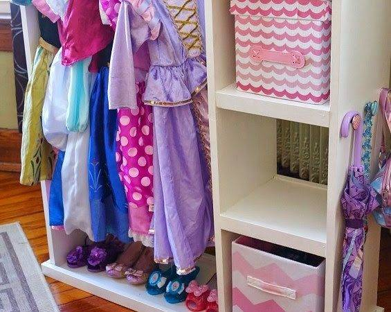 Old House New Home Diy Dress Storage